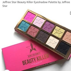 Jeffrey Star in beauty killer palette